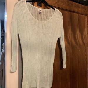 Woman's Old Navy sweater